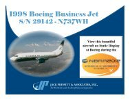 1998 Boeing Business Jet - Business Air Today