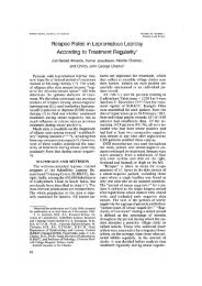 Relapse Rates in Lepromatous Leprosy According to ... - Index of