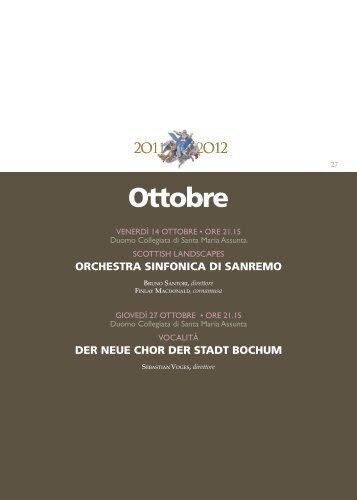 Concerto inaugurale - Chivasso in Musica