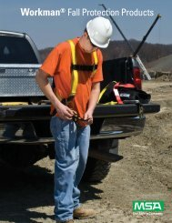 Workman® Fall Protection Products
