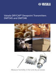DMT345/DMT346 brochure in English
