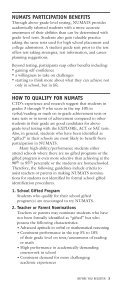 Download - Center for Talent Development :: Northwestern University - Page 5