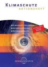 Klimaschutz - Germanwatch