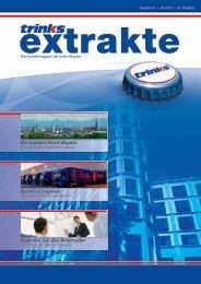 bei extrakte DER WELT - trinks GmbH