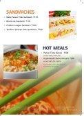 SkyCafé menu - Jet Airways - Page 3