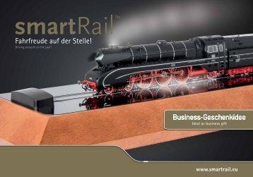Leaflet smartRail
