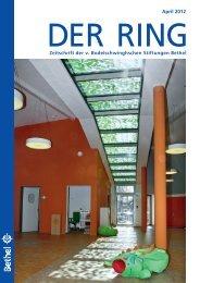 April 2012 - v. Bodelschwinghsche Stiftungen Bethel
