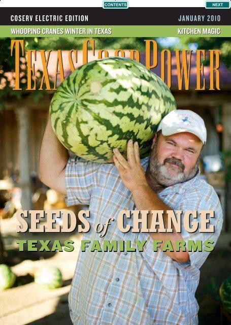 TEXAS FAMILY FARMS - CoServ.com