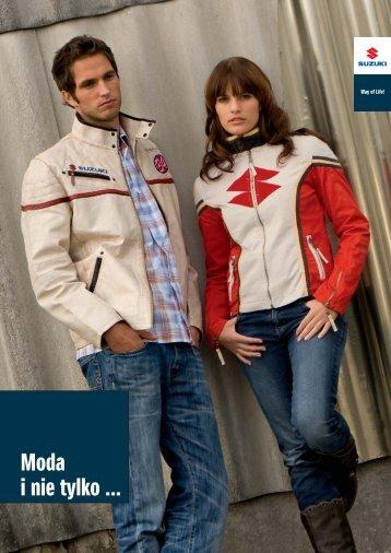 Moda i nie tylko … - Suzuki Motor Poland
