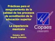 Presentación CINTAS México - CNA