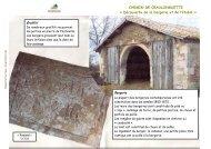 Découverte de la bergerie et de l'étable - Ville de Saint-Martin-de-Crau