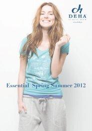 Essential Spring Summer 2012