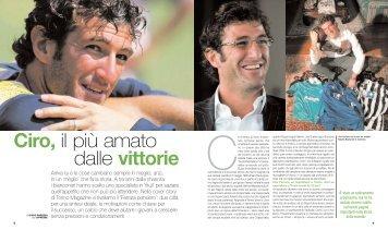 Intervista esclusiva a Ciro Ferrara - Torino Magazine