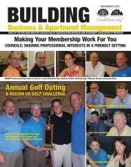 November 2012 BBAM Magazine - HBA of Southeastern Michigan