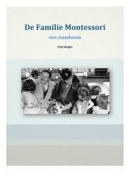 De Familie Montessori - kelpin.nl