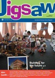 Jigsaw Semester 2 2011 - International Grammar School