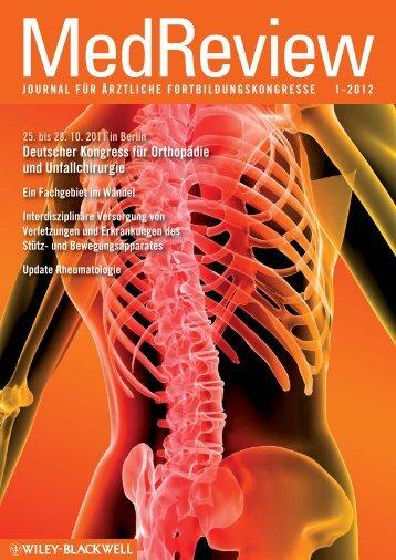 Deutscher Kongress für Orthopädie und Unfallchirurgie