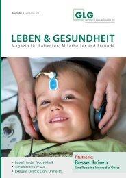 neu im team der GLG - GLG Gesellschaft für Leben und Gesundheit ...
