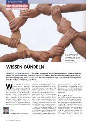 WISSEN BÜNDELN - Dr. Kraus & Partner
