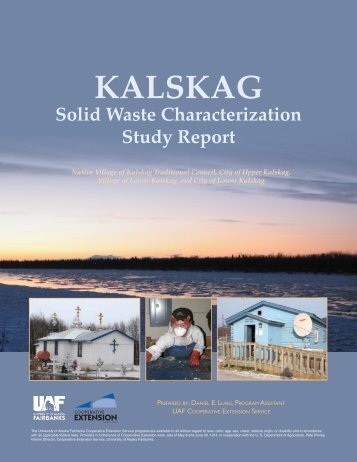 KalsKag - Zender Environmental Health and Research Group