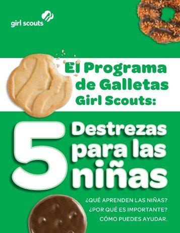El Programa de Galletas - Girl Scouts of the USA