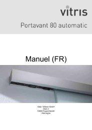 Manuel Portavant 80 automatic - Willach