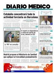 Cataluña concentrará toda la actividad terciaria en ... - Diario Médico