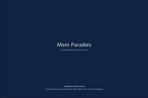Mein Paradies (.PDF) - Bernd Euring