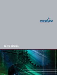 Engine Solutions Brochure - Altronic Inc.