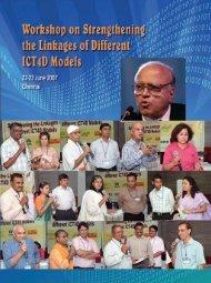 Bridging the digital divide - Mission 2007