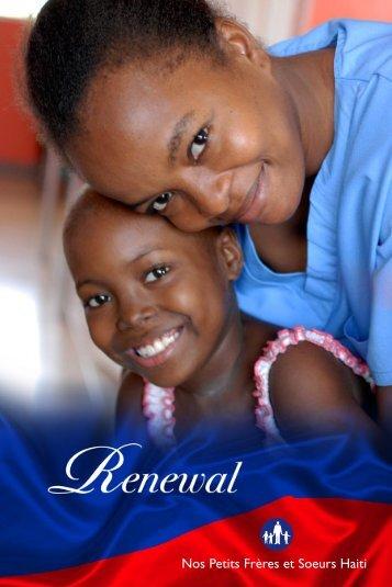 Nos Petits Frères et Soeurs Haiti - Friends of the Orphans