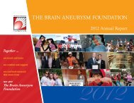 2012 Brain Aneurysm Foundation Annual Report copy.pdf