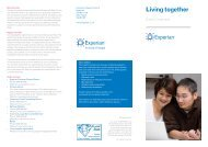 Living together - Experian