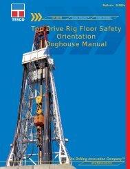 Tesco Top Drive Equipment Life Cycel Manual - English (Book).pmd