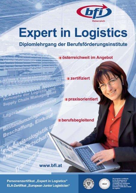 Falter Expert in Logistics - Bfi