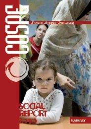 Social Budget EN 2010 - Cospe