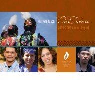 Our Graduates, Our Future 2005–2006 Annual Report - American ...