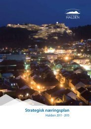 Strategisk næringsplan 2011 - 2015.pdf - Halden kommune