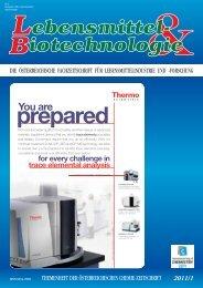2011/1 - Österreichische Chemie-Zeitschrift