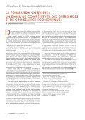 LA FORMATION : - The Mauritius Chamber of Commerce and Industry - Page 6