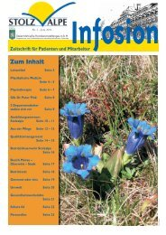 PDF-Ausgabe Juli 2004 - LKH Stolzalpe