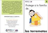 FOLLETO TERREMOTOS PARA IMPRIMIR.cdr - Red Cubana de la ...