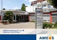 AMEOS Krankenhaus Dr. Lay Vogtsburg - Bischoffingen