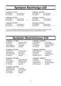 Mannschaften U16 - Seite 5
