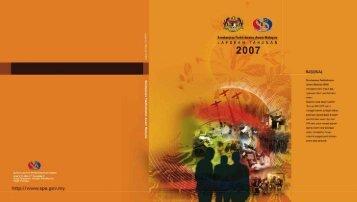 Tahun 2007 - SPA Malaysia