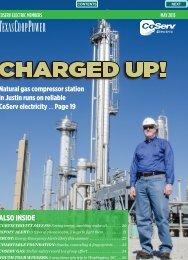 Texas Co-op Power • May 2013 - CoServ.com