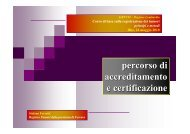 Accreditamento - Associazione Italiana Registri Tumori