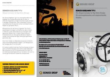 Flyer | DE | PDF - Franz Schuck GmbH