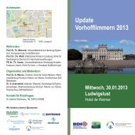 Update Vorhofflimmern 2013