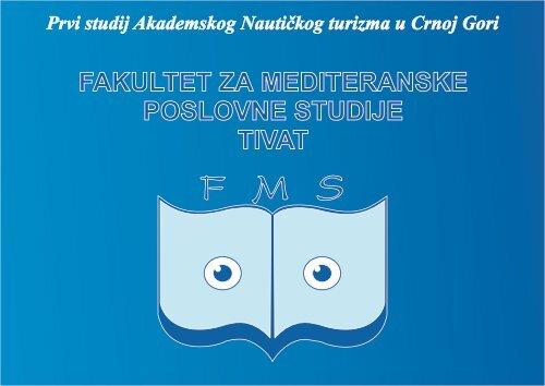 1. - Početna stranica Fakulteta za Mediteranske poslovne studije u ...